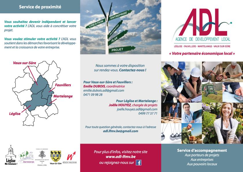 Brochure ADL LFMV recto