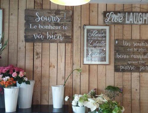 Nouveau à Léglise: Rouge Pivoine, une aventure des plus fleurie