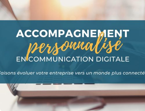 Accompagnement personnalisé en communication digitale