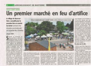 Article de presse ADL LFMV