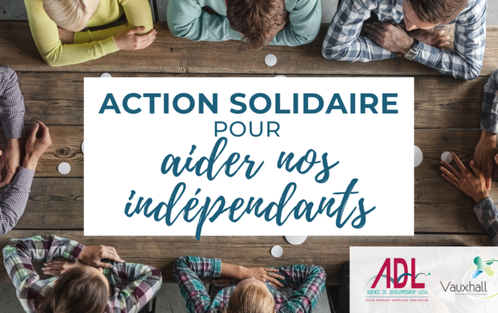Action solidaire bons d'achat