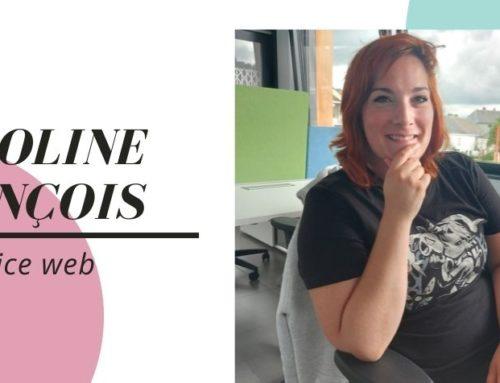 Caroline François : rédactrice web